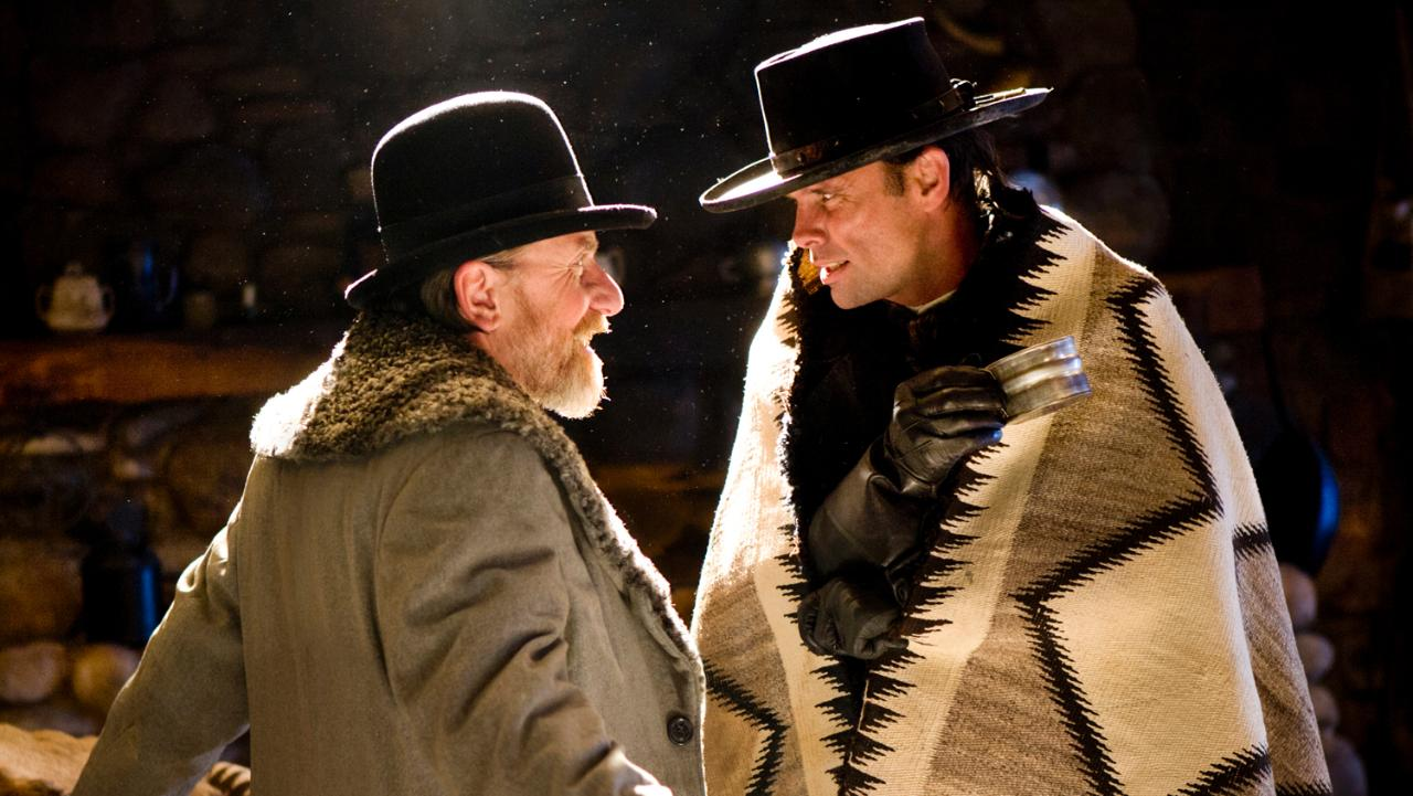 Walton Goggins on His Hateful Eight Family