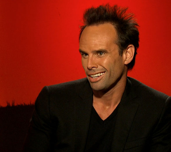 'The Hateful Eight': Walton Goggins on Working with Quentin Tarantino Again!