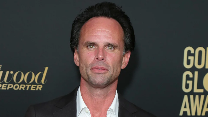 Walton Goggins will kill Mel Gibson!  But only in a comedy!